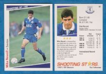 Everton Mike Newell 81